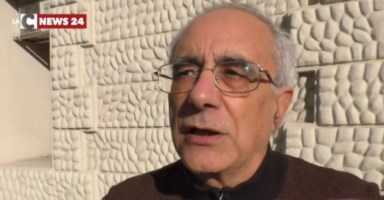 Mario Nasone, presidente associazione Agave