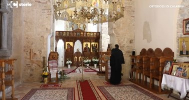 Ortodossi di Calabria, alla scoperta dell'antico monastero di Bivongi