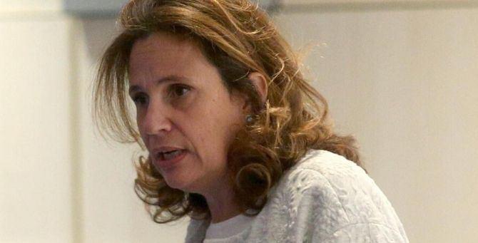 La virologa Ilaria Capua