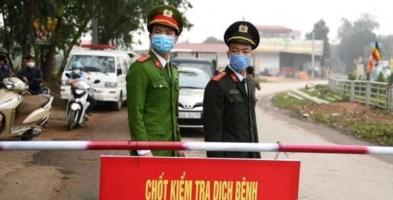 Coronavirus, in Vietnam un'intera città in quarantena. Decessi raddoppiati