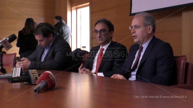 Abramo accelera sull'asse Catanzaro-Lamezia: progetti per 430 milioni