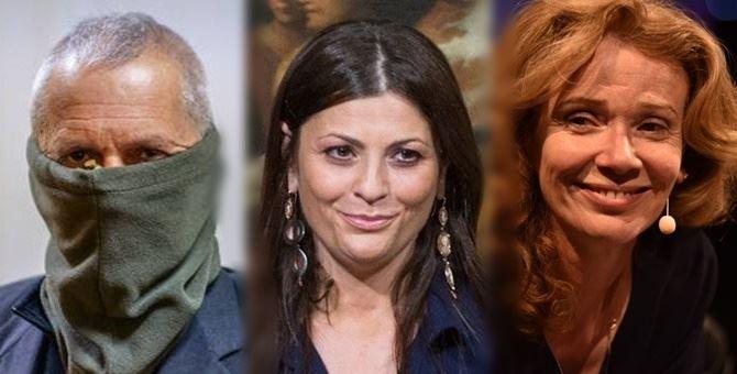 Il capitano Ultimo, Jole Santelli e Sandra Savaglio