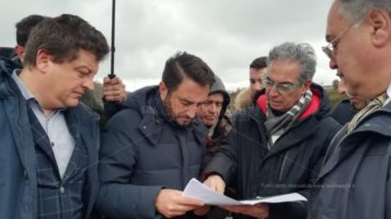 Il viceministro Giancarlo Cancelleri
