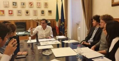 Le Sardine incontrano il ministro Boccia