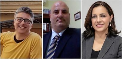 Crotone, i candidati alla presidenza della Provincia: Parise, Paletta e Vittimberga