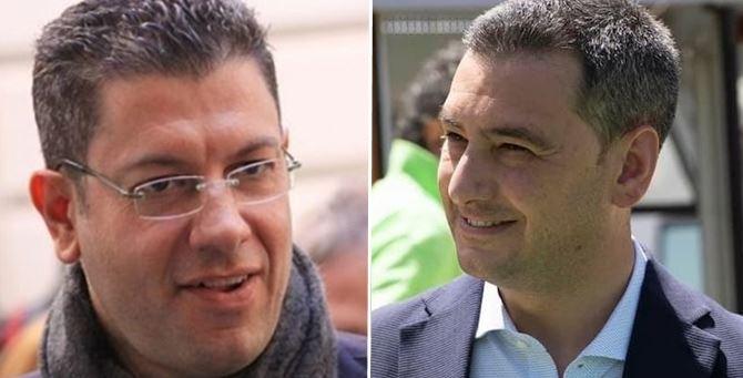 Giuseppe Scopelliti e Domenico Creazzo