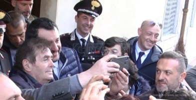 Salvini a Vibo