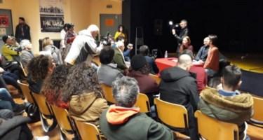 L'incontro delle Sardine a Cosenza