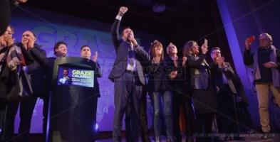 Matteo Salvini a Reggio Calabria