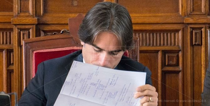 Reggio, il sindaco Giuseppe Falcomatà