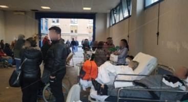 Evacuato il pronto soccorso dell'ospedale di Cosenza