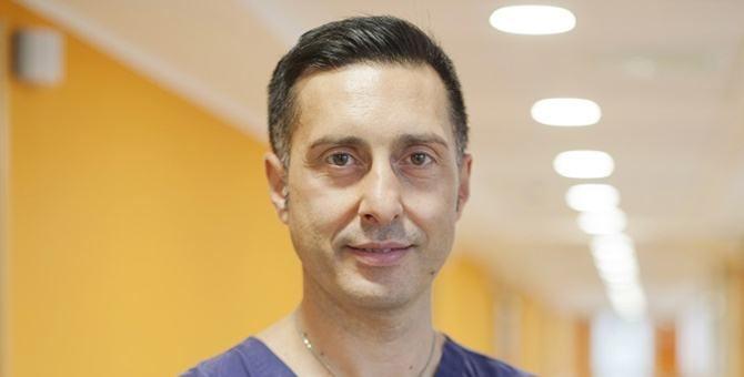 Il dottor Saverio Jacopino