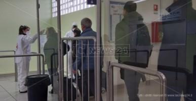 Coronavirus Calabria, all'aeroporto di Lamezia controlli su tutti i voli