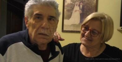 Luigi Talarico e  Maria Codispoti