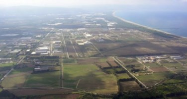 Lamezia, valori anomali di arsenico e ferro nei terreni dell'area industriale