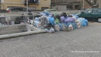 Emergenza rifiuti a Cosenza, ripresi i conferimenti verso l'impianto di Calabra Maceri