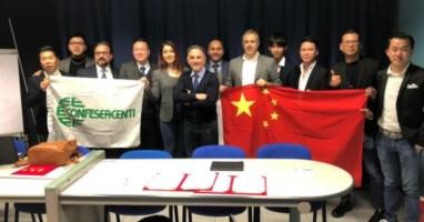 Coronavirus, pranzo solidale tra Cina e Calabria contro la psicosi