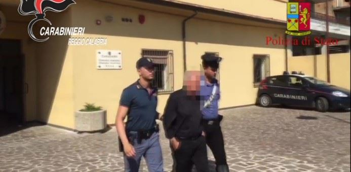 L'arresto di Giovanni Priolo
