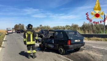 Incidente a Crotone