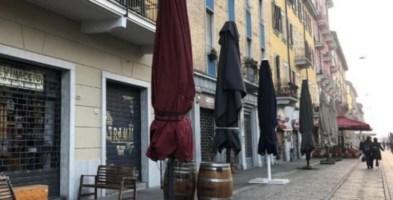 Zona Navigli a Milano