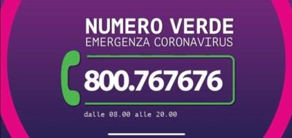 Coronavirus, dalla Regione Calabria un'ordinanza e un numero verde dedicato