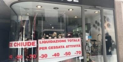 Coronavirus, crisi del commercio in Calabria: «Servono misure urgenti»