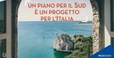 È il piano per il Sud ma nella brochure del ministero c'è il mare di Trieste