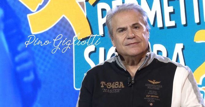 Pino Gigliotti, il signore dell'audience e di Permette Signora