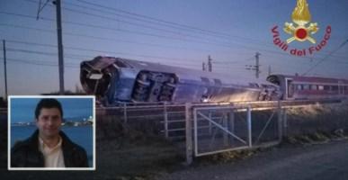 Treno deragliato, è calabrese il macchinista morto nel disastro ferroviario di Lodi