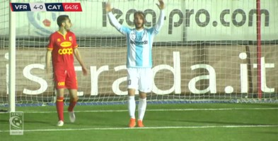 Serie C, Catanzaro: match da dimenticare a Francavilla