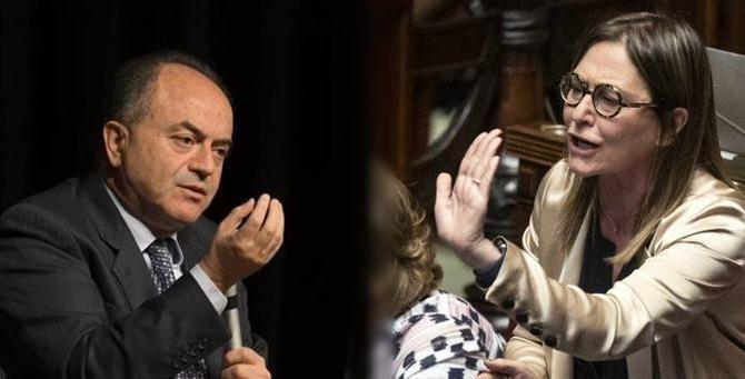 Nicola Gratteri ed Enza Bruno Bossio