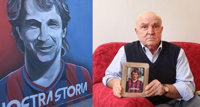 Denis Bergamini e Domizio Bergamini