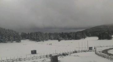 I paradossi della Sila: pista da sci chiusa… per neve