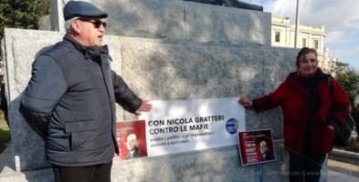 Gratteri, il coraggio della Calabria onesta: «Non abbiamo paura, lui è in ognuno di noi»
