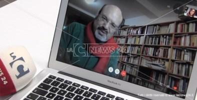 Tutti con Gratteri, Pino Aprile: «Tanti Lego per ricomporre la Calabria»