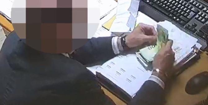 Il giudice Petrini arrestato nell'inchiesta Genesi