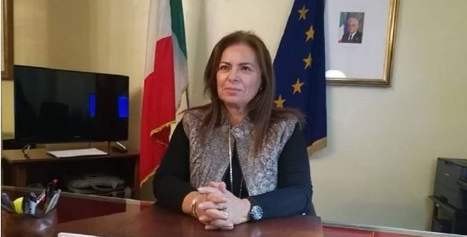 Il prefetto di Cosenza Cinzia Guercio