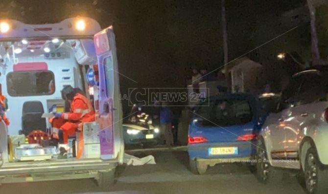Incidente a Bova Marina