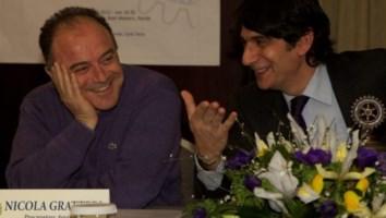 Nicola Gratteri e Carlo Tansi