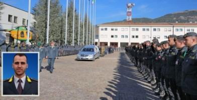 I funerali di Luca Pulsoni