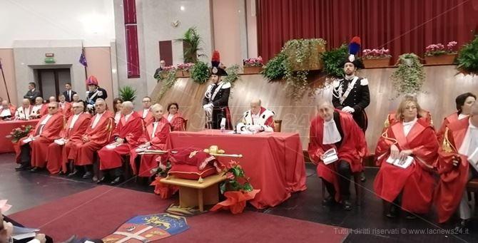 L'inaugurazione dell'Anno giudiziario a Reggio