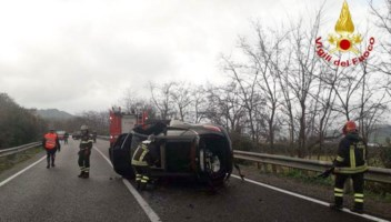 Incidente a Rocca di Neto