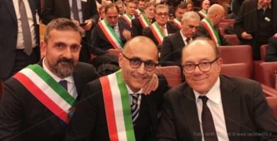 Tra i 100 ambasciatori nazionali, Tropea e Orsomarso premiati al Senato