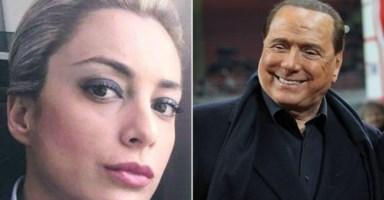 Marta Fascina e Silvio Berlusconi