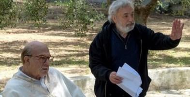 Da sinistra Bettino Craxi interpretato da Pierfrancesco Favino e Gianni Amelio