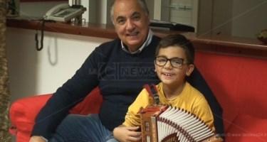 Claudio e Karol Panaia