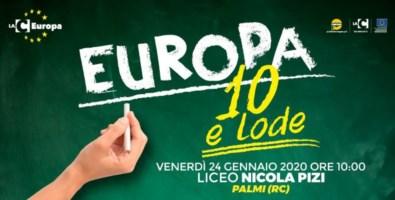 LaC Europa entra in classe: a Palmi il primo evento dedicato agli studenti