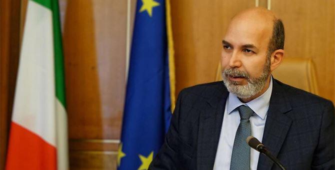 Il viceministro Vito Crimi