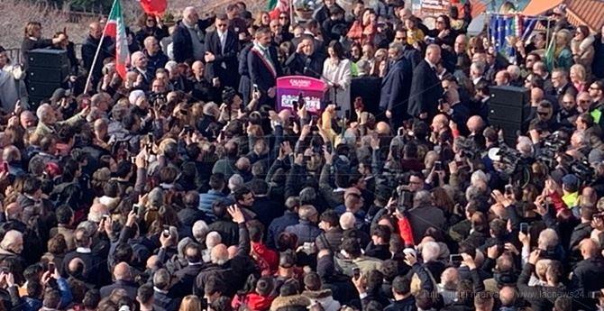 Regionali Berlusconi A Tropea Per Sostenere La Santelli
