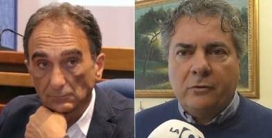 Sergio Abramo e Filippo Mancuso